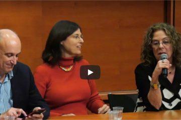 """סרטוני מפתח מתוך הכנס הראשון של המסע החברתי ברמב""""ם בתאריך 6 בפברואר 2018"""