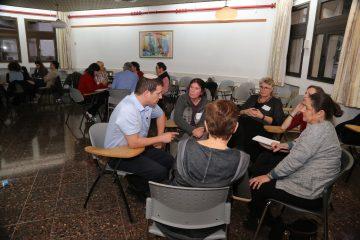 סיכום סדנא 1: כיצד למקם את הצמד מטפל – מטופל במרכז